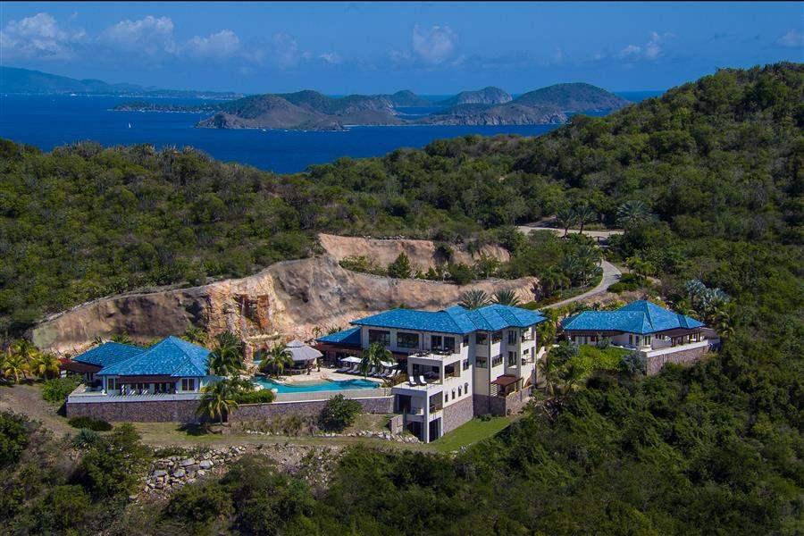 Accommodation The British Virgin Islands