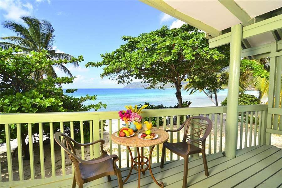 Long Bay Beach Club Cabana Deck