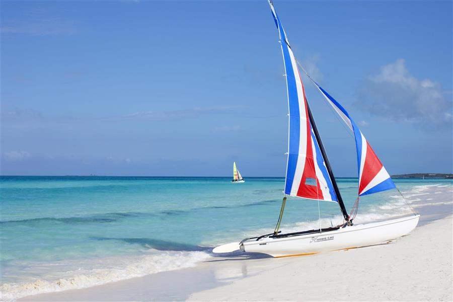 Royalton Cayo Santa Maria Beach Boats