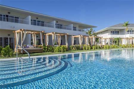 Paradisus Princesa Del Mar Resort and Spa Swim Up Royal Service