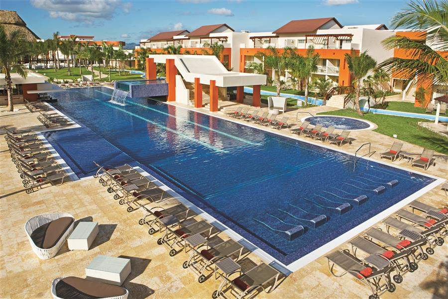 Breathless Punta Cana Resort  and Spa Freestyle Pool