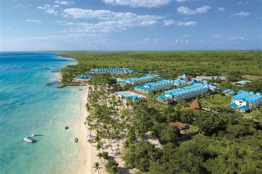 Dreams La Romana Resort and Spa Resort Aerial