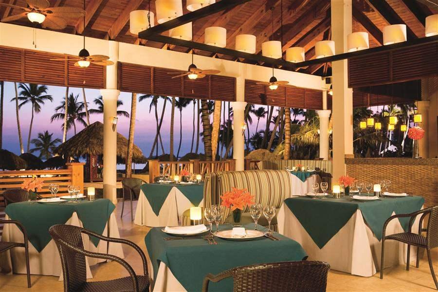 Dreams Palm Beach Punta Cana Seaside Restaurant