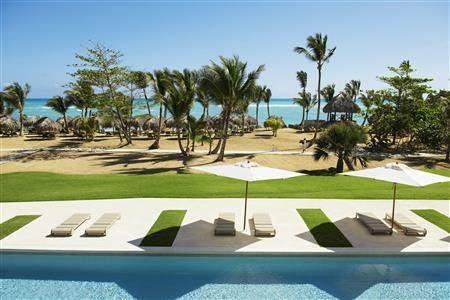 Pool Beach View