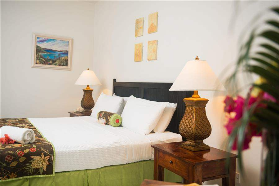 Coyaba Beach Resort Grenada Double Room