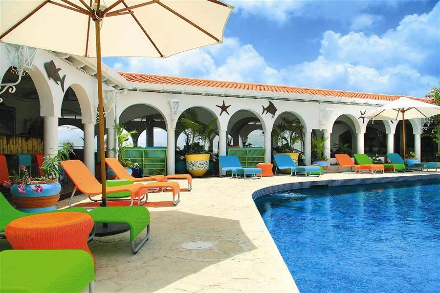 Mount Cinnamon Resortand Beach Club Savvys With Pool