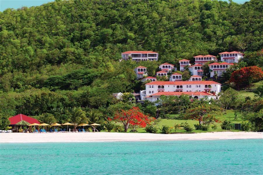 Mount Cinnamon Resortand Beach Club View From Bay