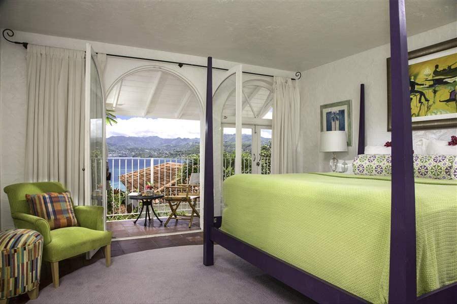 Mount Cinnamon Resortand Beach Club Guest Room