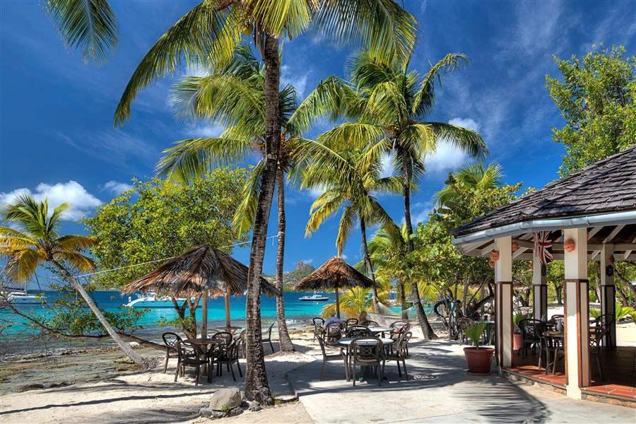 Palm Island Resort Resort Dining