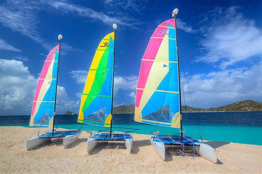 Palm Island Resort Catamarans