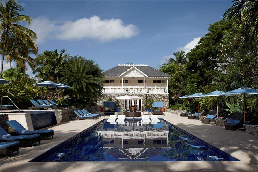 Rendezvous St Lucia Accommodation Exterior