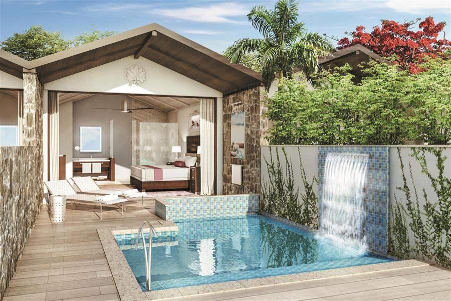 Honeymoon Butler Room w Private Pool Sanctuary