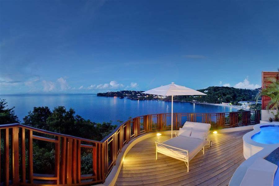 Sandals Regency La Toc Spa Beach Resort Millionaire Suite Night