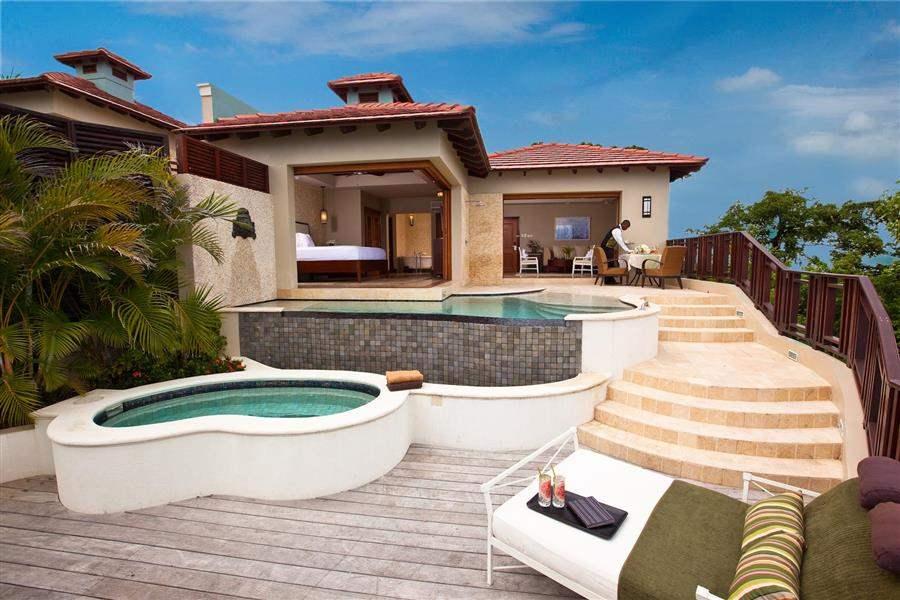Sandals Regency La Toc Spa Beach Resort Millionaire Suite
