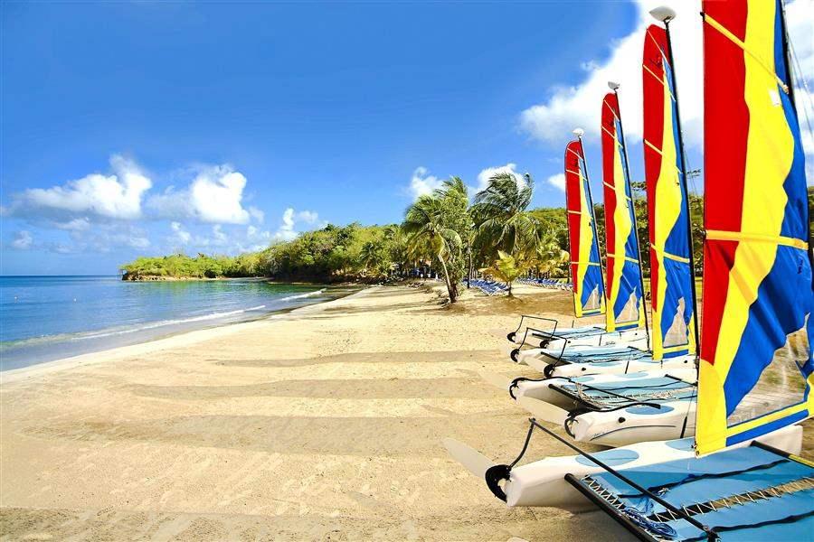 St James Club Morgan Bay Saint Lucia Beach Watersports