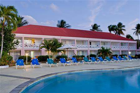 St Lucianby Rex Resorts Pool Exterior Night