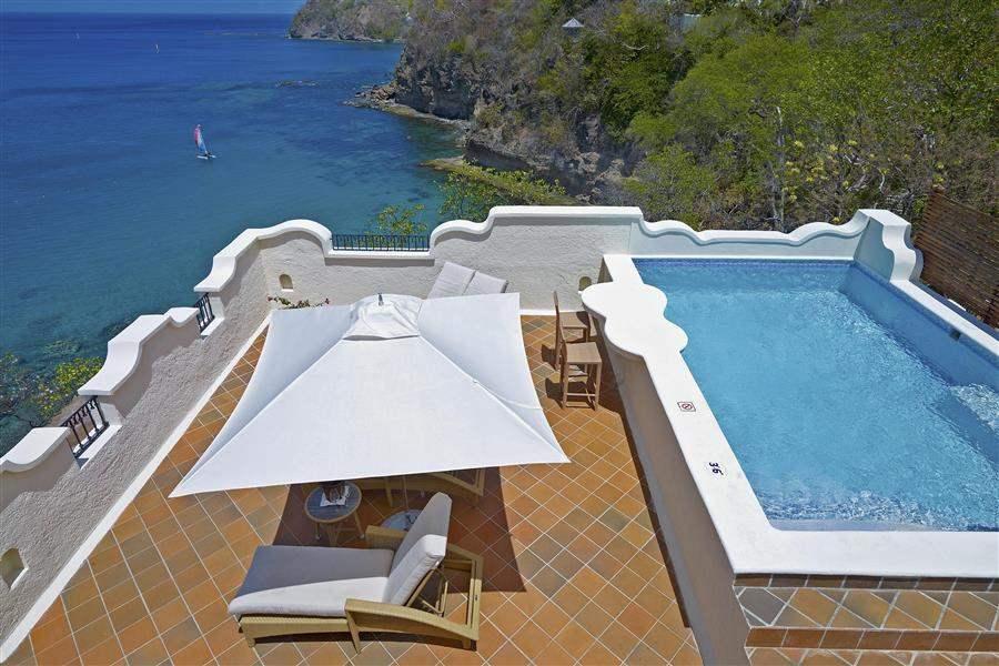 Cap Maison Villa Suite Roof Terrace