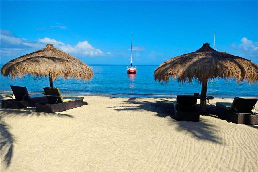 Anse Chastanet Sandy Beach