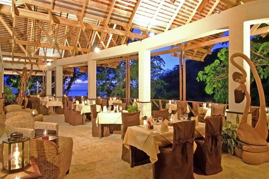 Anse Chastanet Treehouse Restaurant