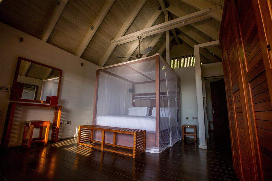 Boucanby Hotel Chocolat Lodge Bedroom