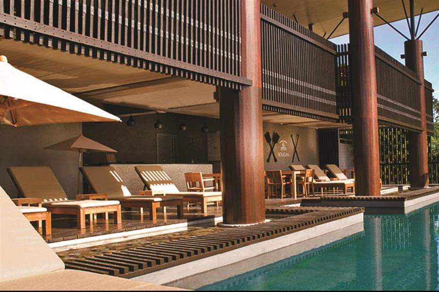 Boucanby Hotel Chocolat Pool Hotel Exterior
