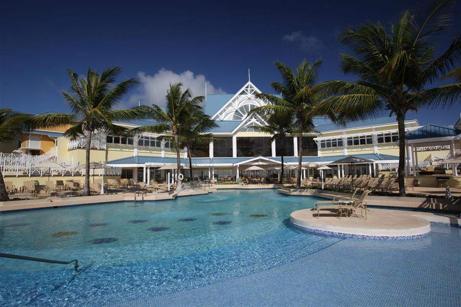 Magdalena Grand Beachand Golf Resort Main Building