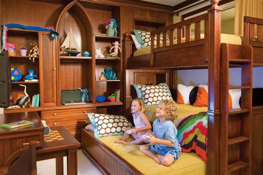 Beaches Turksand Caicos Resort and Spa Kids Room