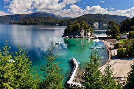 Argentina Barioloche Lakes
