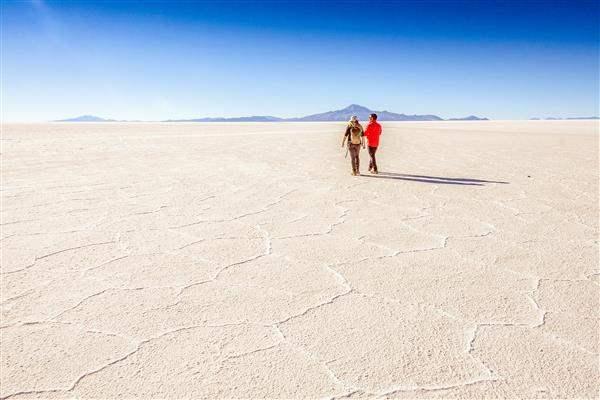 salt flat people