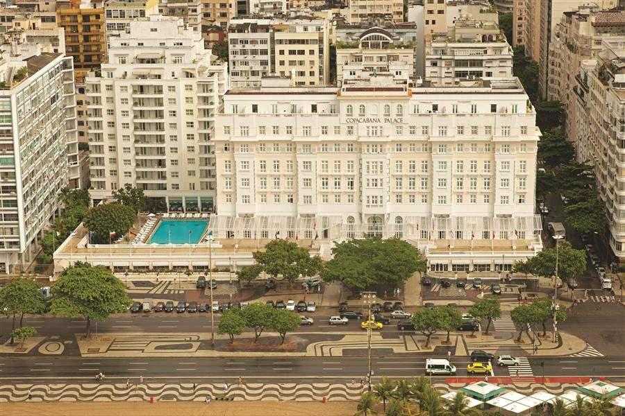 Copacabana Palace Exterior