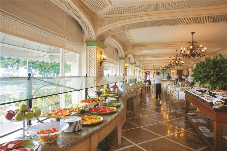 Copacabana palace breakfast