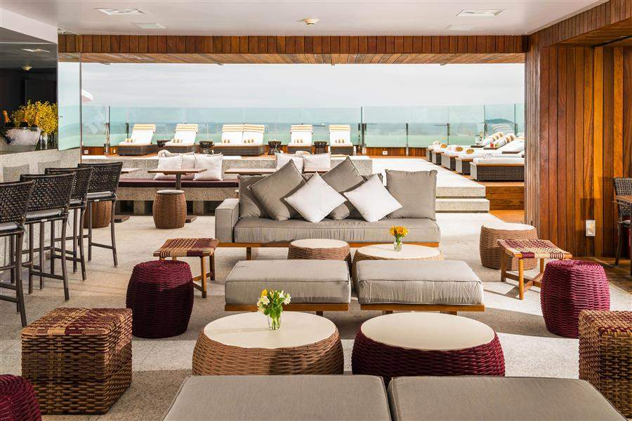 Hotel Porto Bay Internacional Bossa Lounge