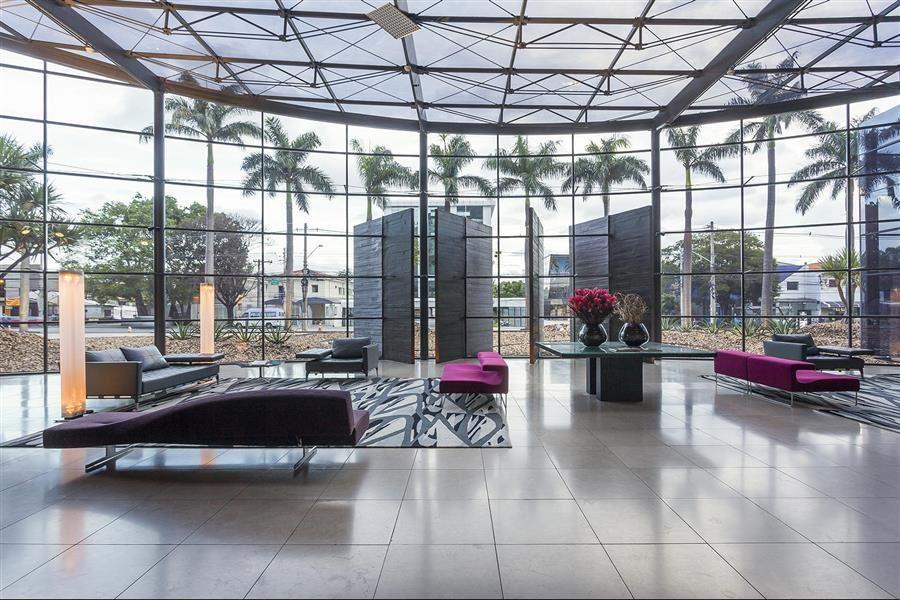 Unique Sao Paulo Hotel Lobby Day