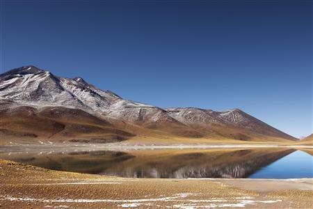 Chile Atacama San pedro Lake 2