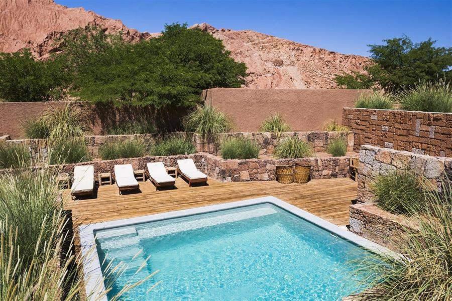Alto Atacama pool