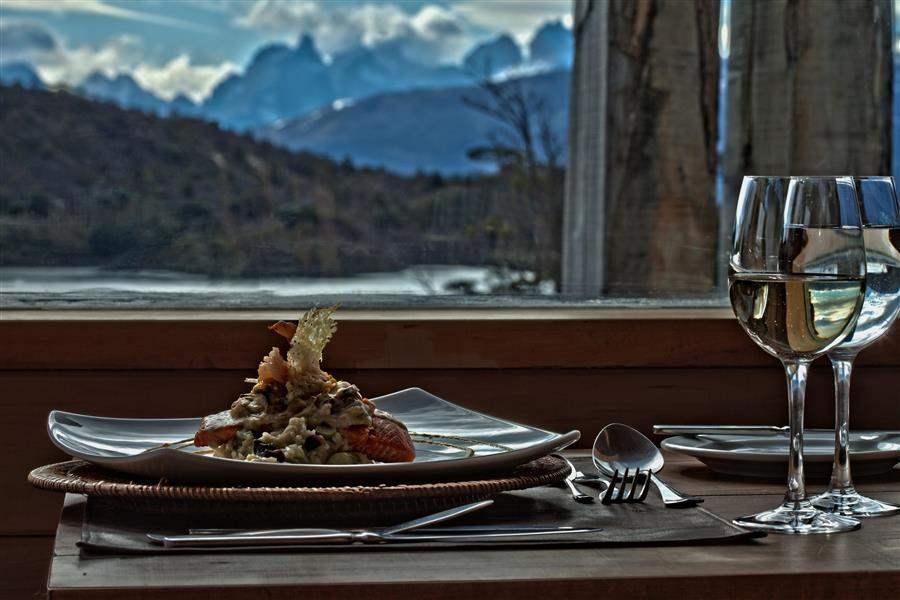 Patagonia Camp Dinner