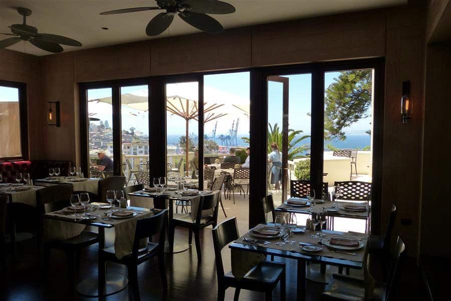 Casa Higueras restaurant