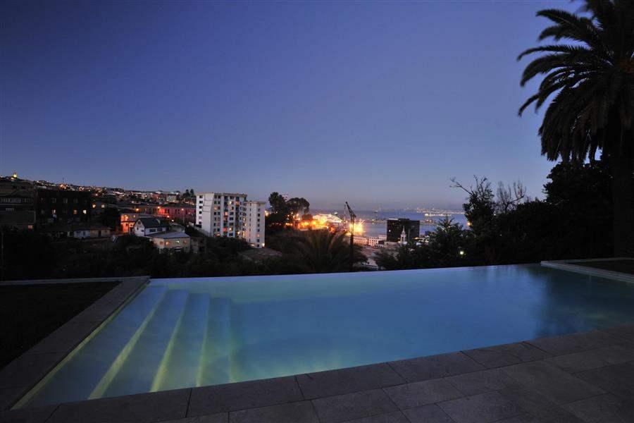 Casa Higueras pool