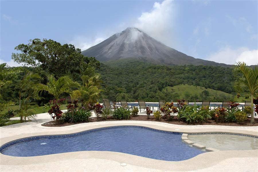 Arenal Kioro Volcano Views