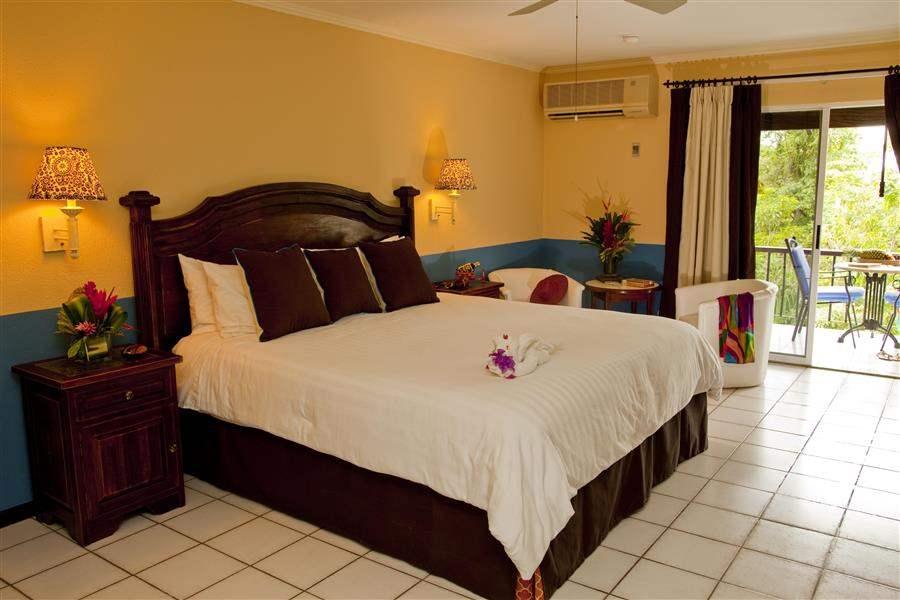 Hotel Parador room