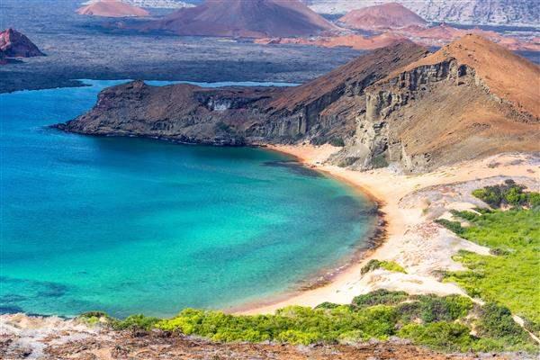 Ecuador Galapagos scene 2