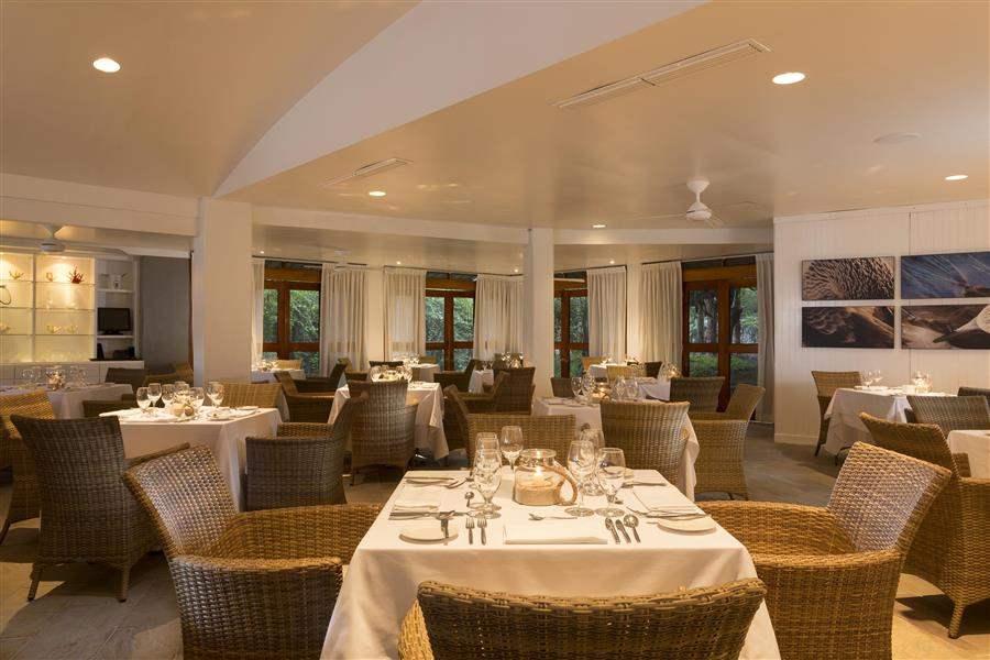 Finch Bay Resort Hotel Dining
