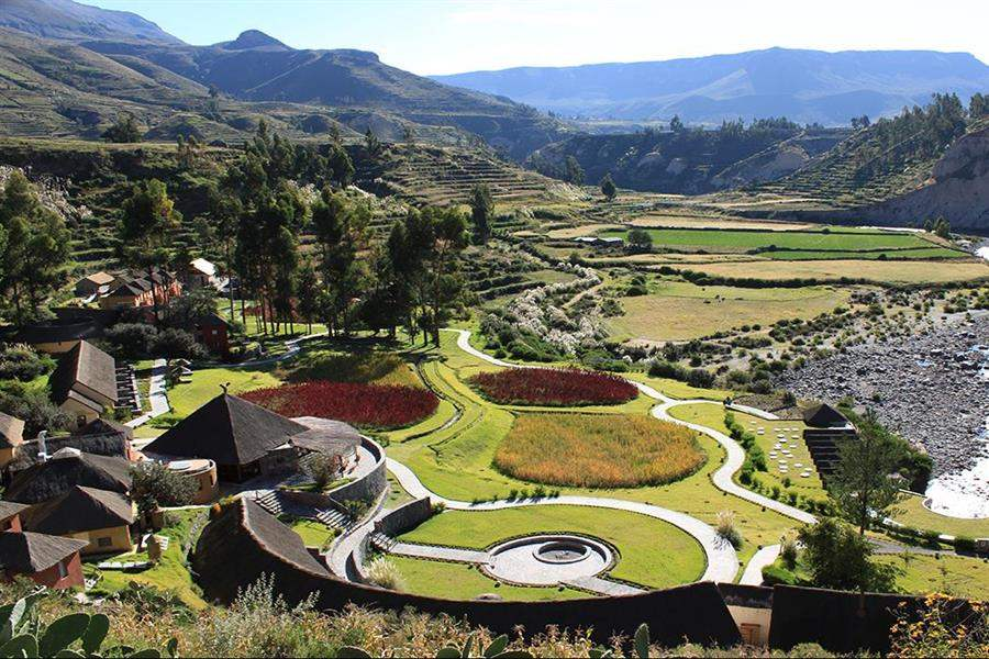Colca Lodge Colca Valley Views