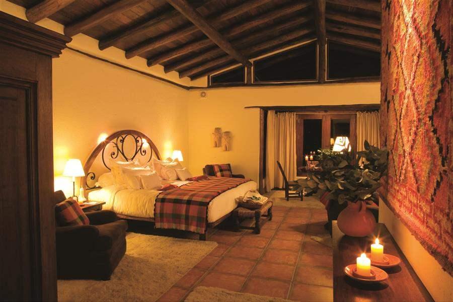 Inkaterra Machu Pichu Villa Inkaterra Bedroom