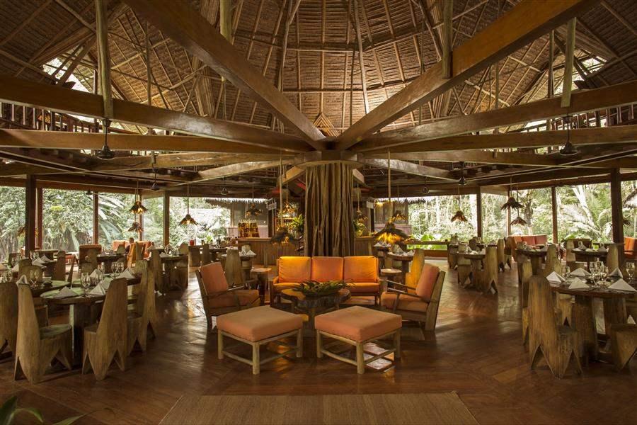 Inkaterra Reserva Amazonica Dining
