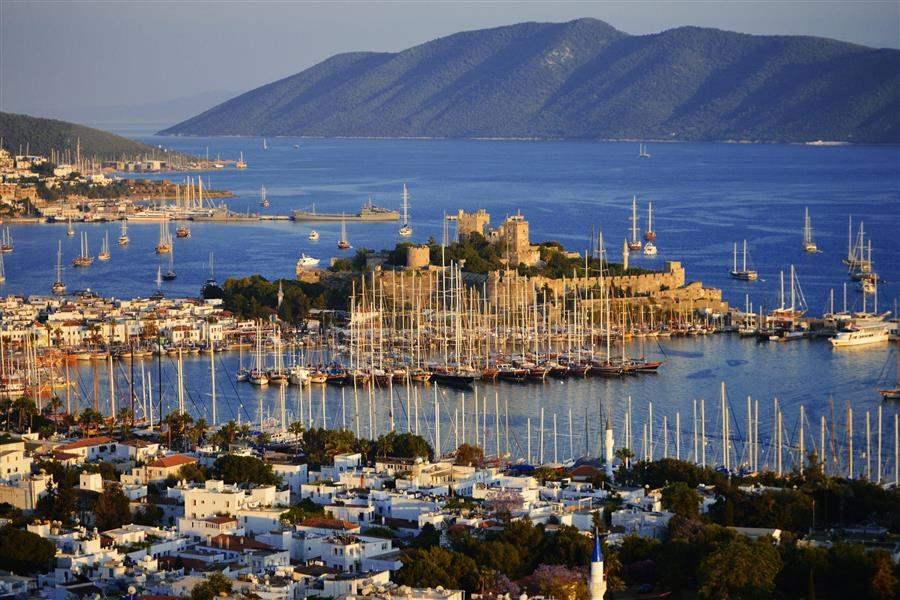 Bodrum Port