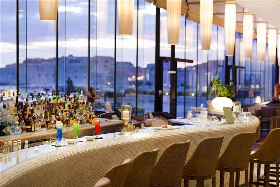 Bar in hotel