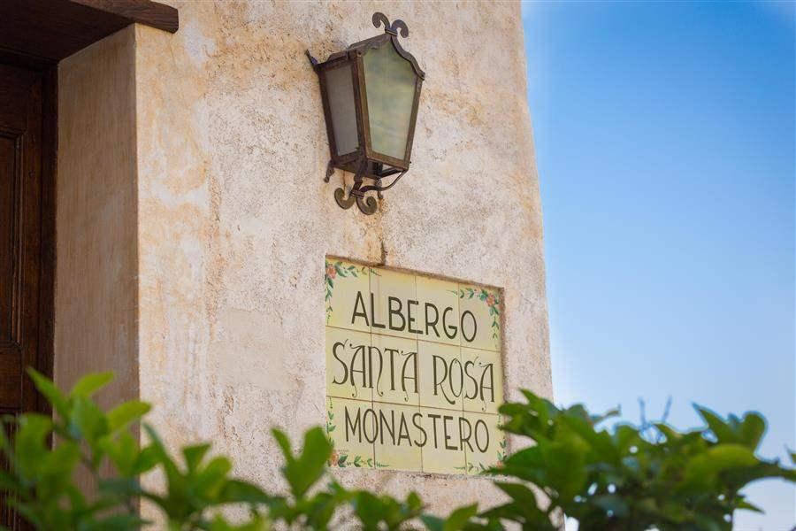 Monastero Santa Rosa Hotel and Spa