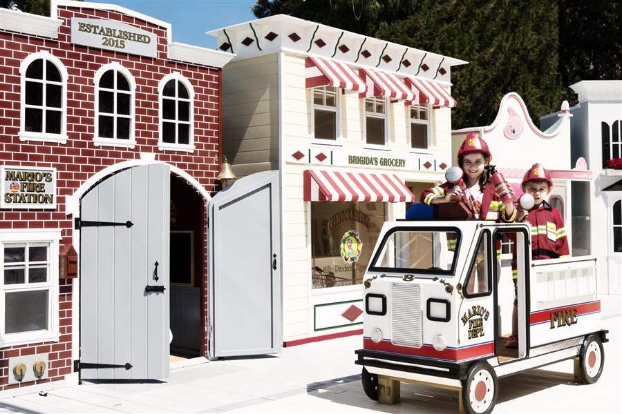 Mario village