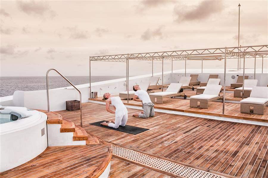 Sun Deck Yoga
